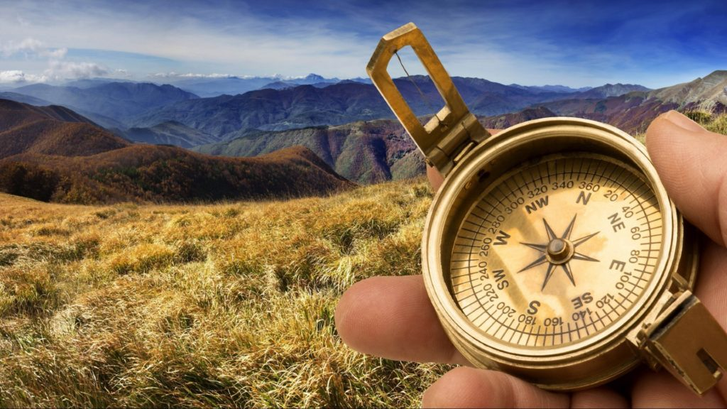 As a Leader, be a compass