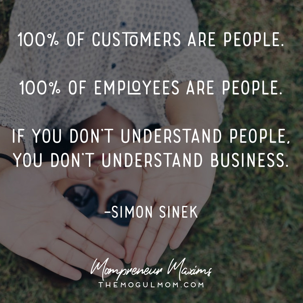 People are the business