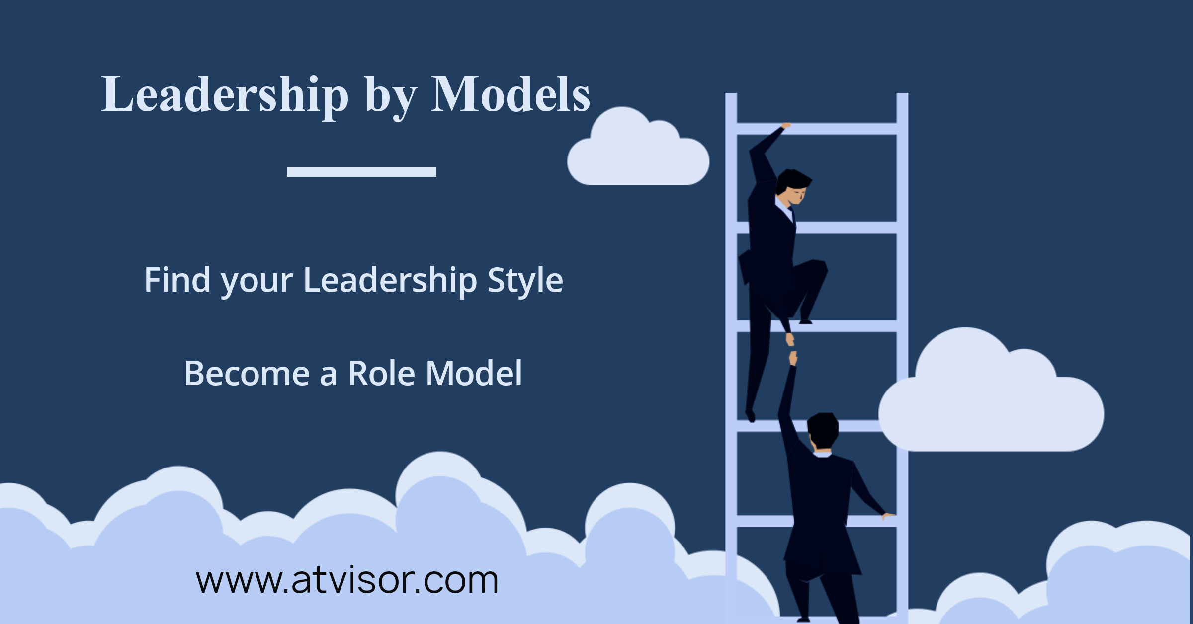 The Serene Leader© – Lead By Models