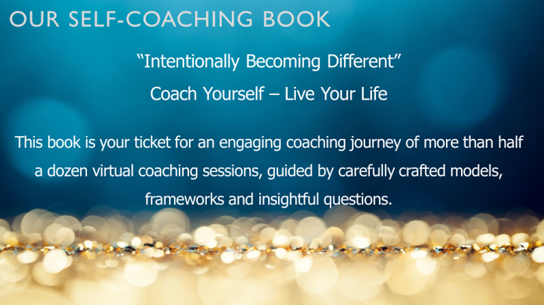 This book is your ticket for an engaging coaching journey of more than half a dozen virtual coaching sessions, guided by carefully crafted models, frameworks and insightful questions.